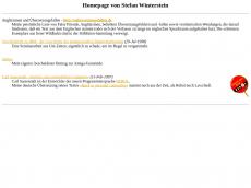 Screenshot der Domain stefan-winterstein.de