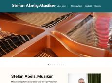 Screenshot der Domain stefanabels.de