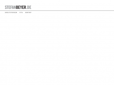Screenshot der Domain stefanbeyer.de