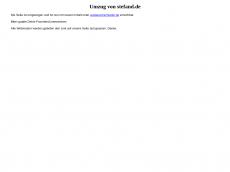 Screenshot der Domain stefand.de