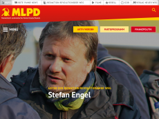 Screenshot der Domain stefanengel.net