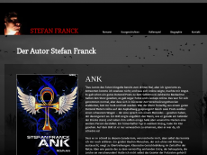 Screenshot der Domain stefanfranck.de