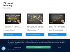 Screenshot der Domain stefanherklotz.de