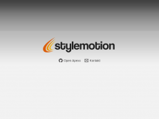Screenshot der Domain stylemotion.de