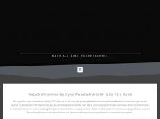 Screenshot der Domain styles-werbetechnik.de
