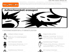 Screenshot der Domain styles4web.de