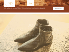 Screenshot von stylish-shoes.de