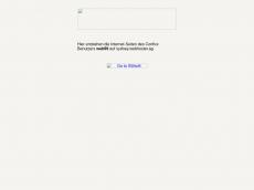 Screenshot der Domain sunnetcim.de