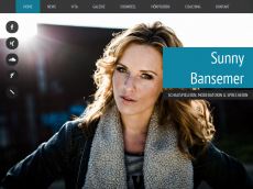 Screenshot der Domain sunny-bansemer.de