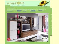 Screenshot von sunny-moebel.de