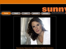 Screenshot der Domain sunnyafternoonpost.de