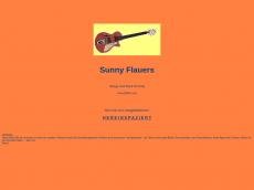 Screenshot von sunnyflauers.de