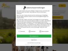 Screenshot der Domain sunnypetfood.net