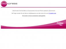 Screenshot der Domain sunpromotions.com