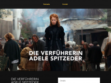 Screenshot der Domain sunsetaustria-film.com