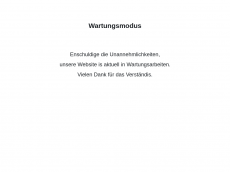 Screenshot der Domain tarius-webdesign.de