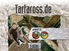 Screenshot der Domain tartaross.de