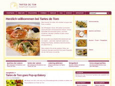 Screenshot der Domain tartesdetom.de