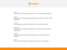 Screenshot der Domain tartufo.de