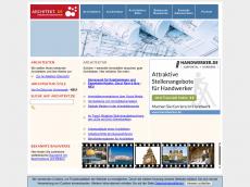 Screenshot der Domain thompson.de