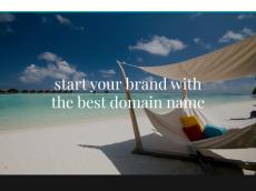 Screenshot der Domain traxy.de