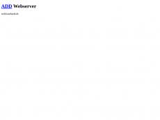 Screenshot der Domain unmotiviert.de