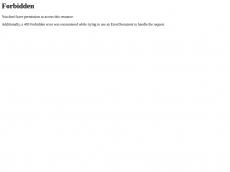 Screenshot der Domain varadinet.de