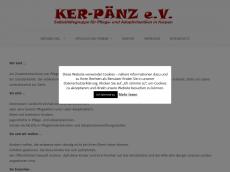 Screenshot der Domain xn--kerpnz-eua.de